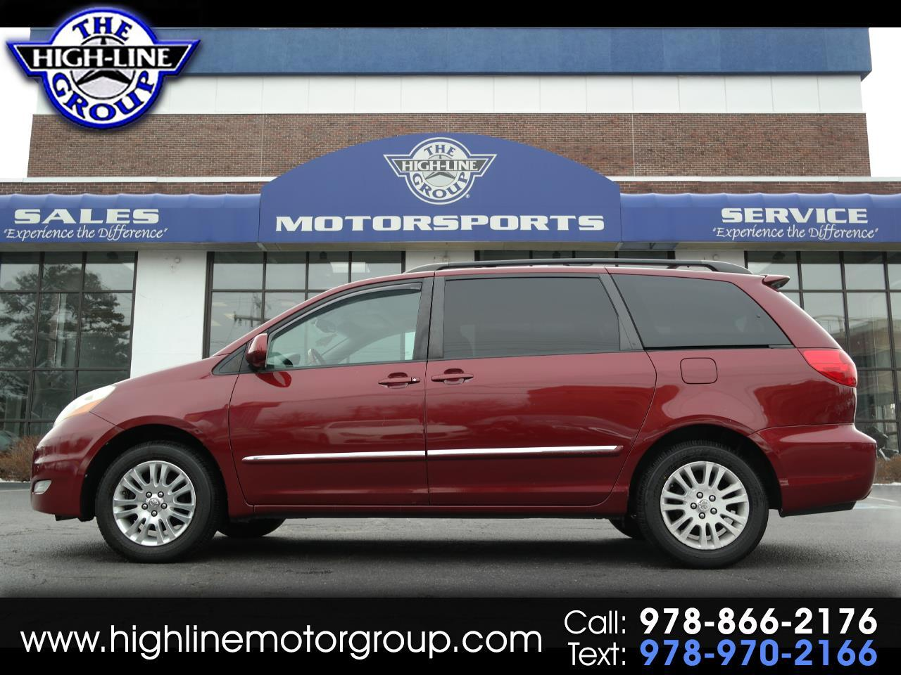 2006 Toyota Sienna 5dr XLE Limited AWD (Natl)