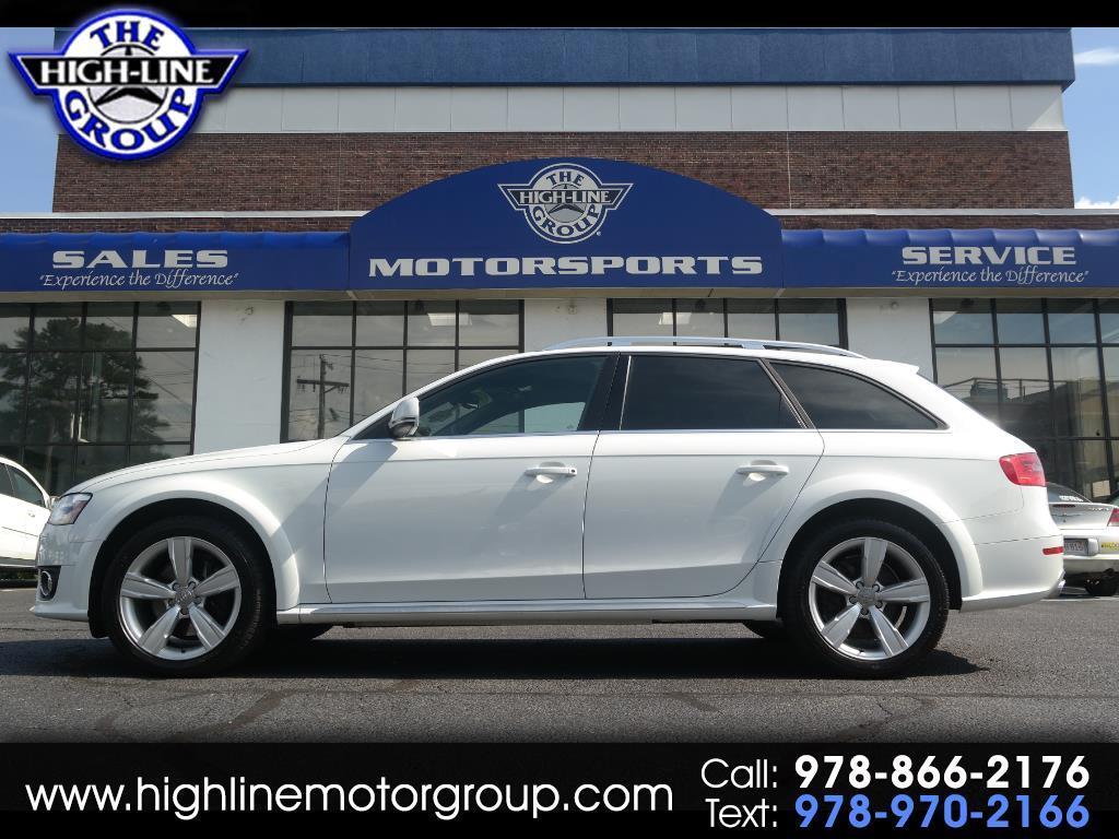 2016 Audi allroad 4dr Wgn Premium  Plus