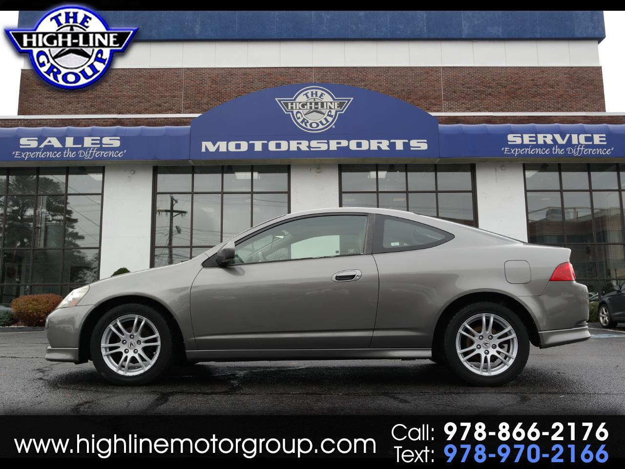 2005 Acura RSX 2dr Cpe AT