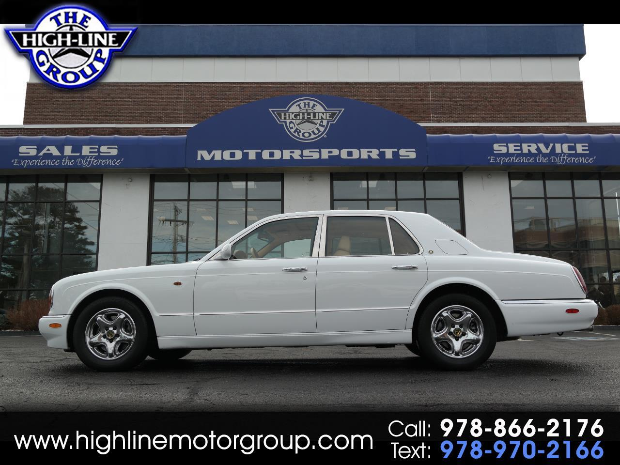 1999 Bentley Arnage Base
