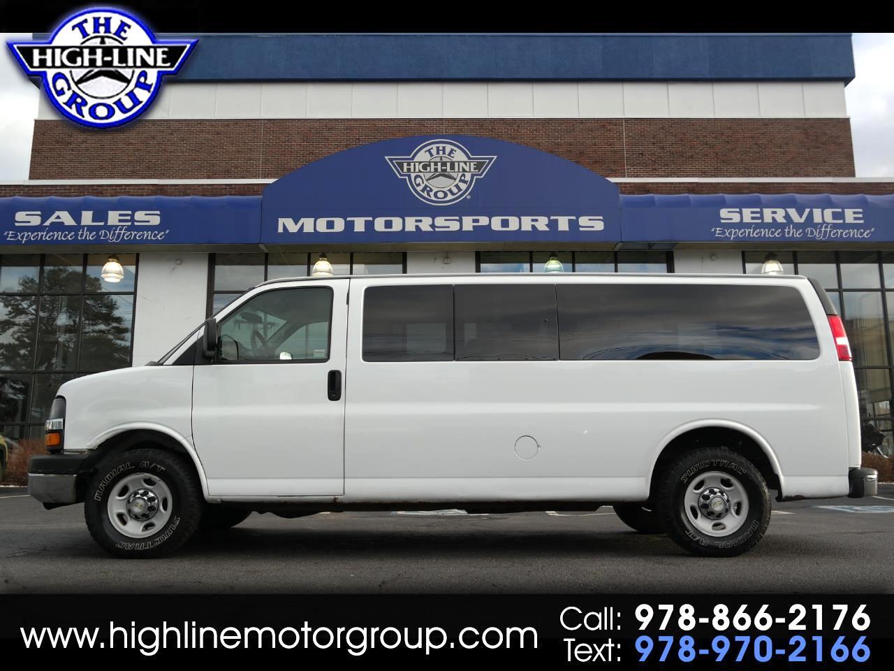 2007 Chevrolet Express Passenger RWD 3500 155