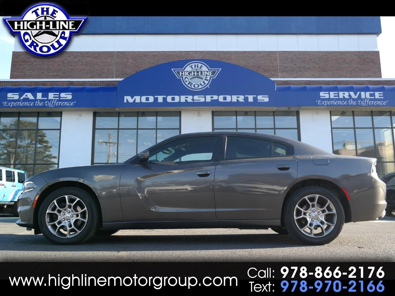 2015 Dodge Charger 4dr Sdn SE AWD