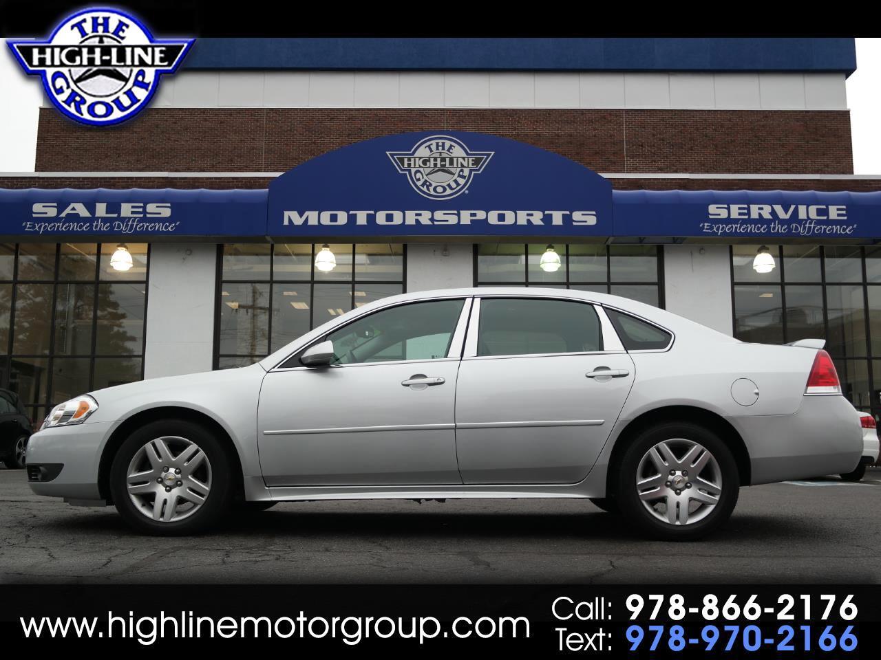 2010 Chevrolet Impala 4dr Sdn LT
