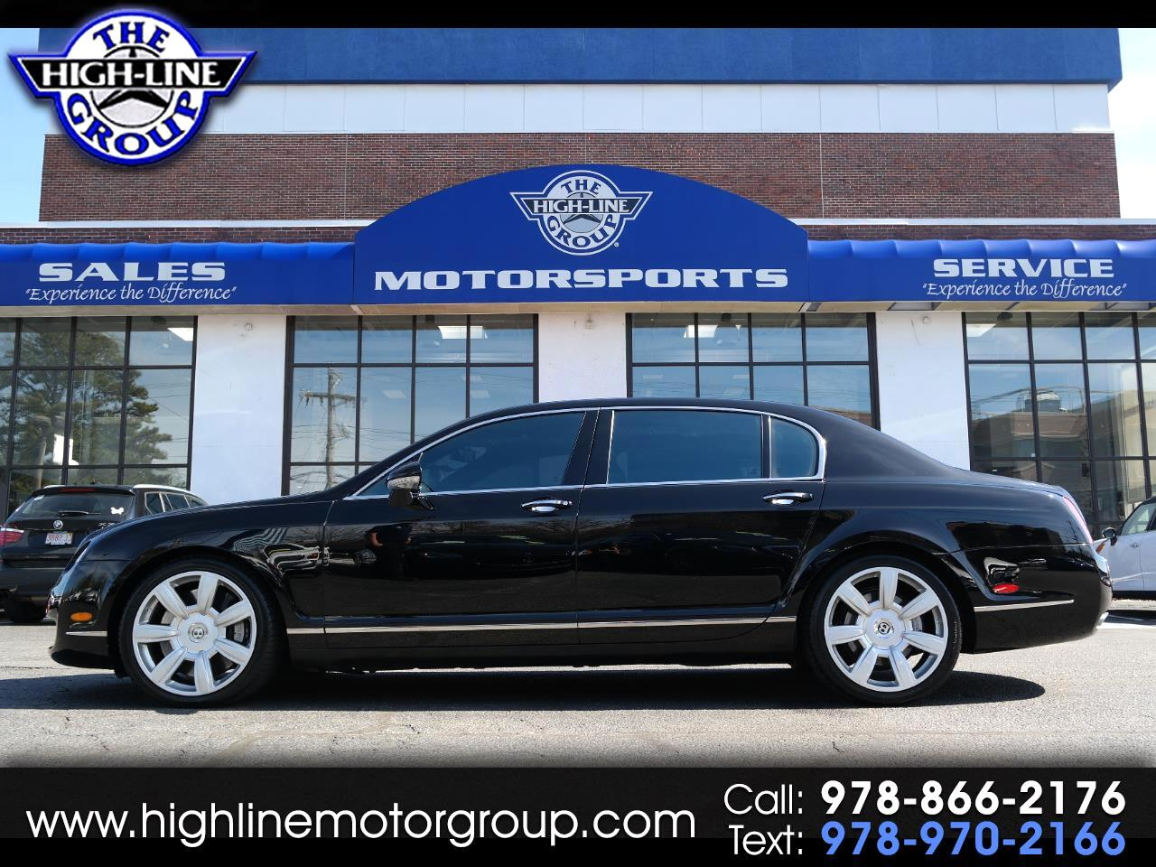 2006 Bentley Continental Flying Spur 4dr Sdn AWD