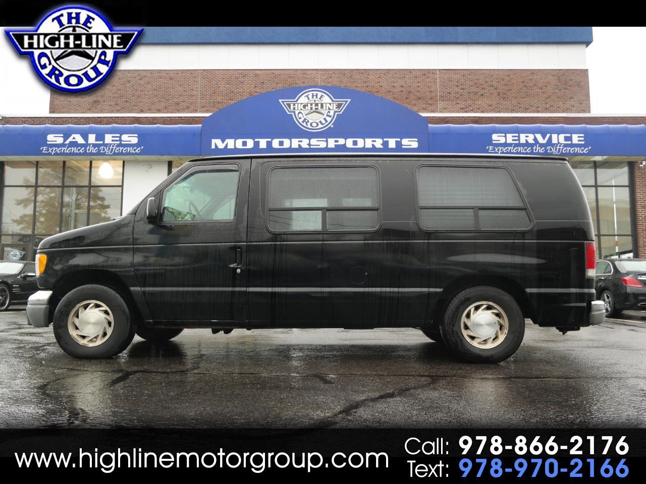1999 Ford Econoline Cargo Van E-150