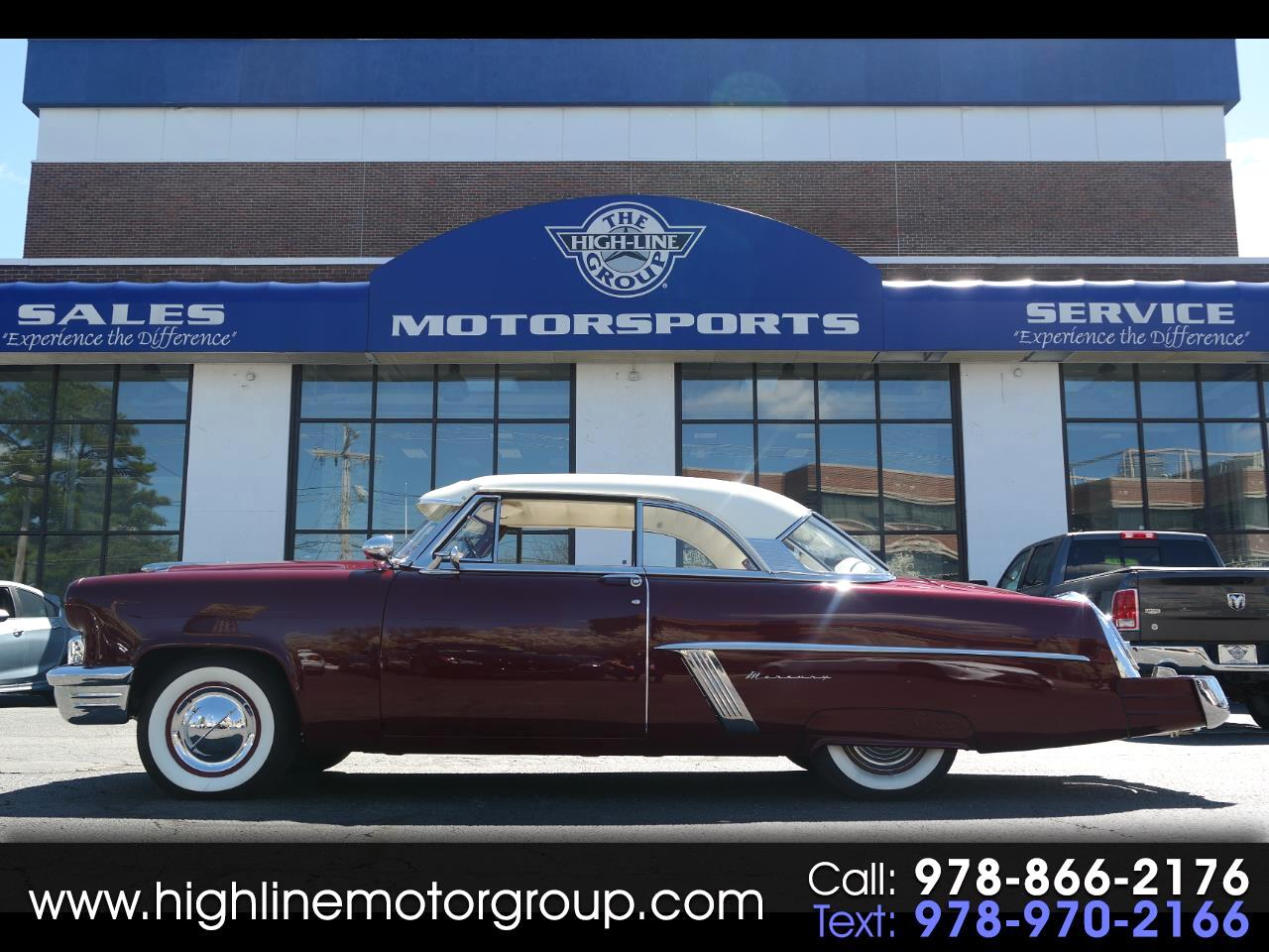 Mercury Monterey Luxury 1952