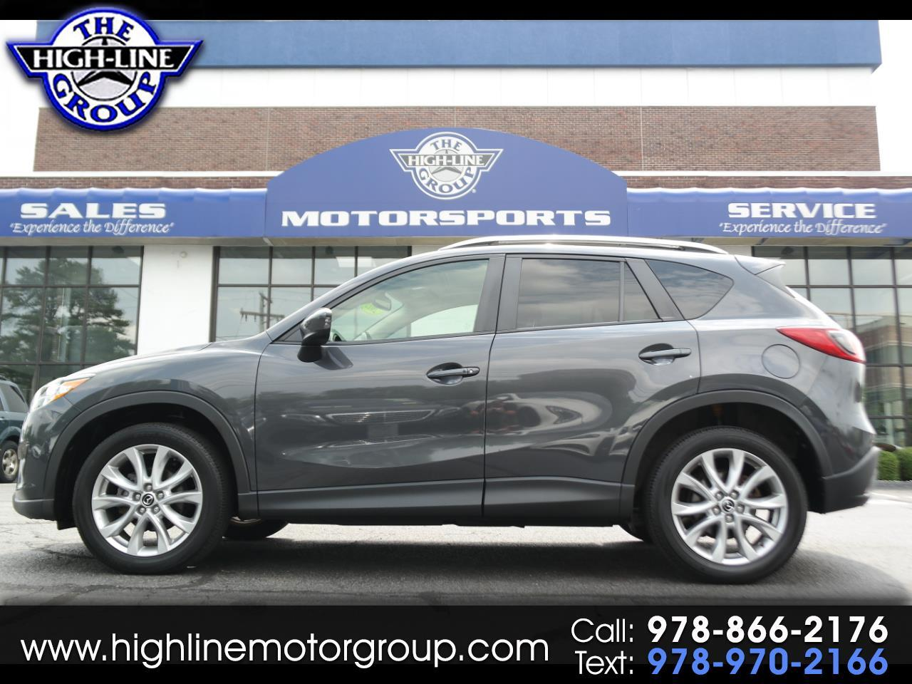 2015 Mazda CX-5 AWD 4dr Auto Grand Touring