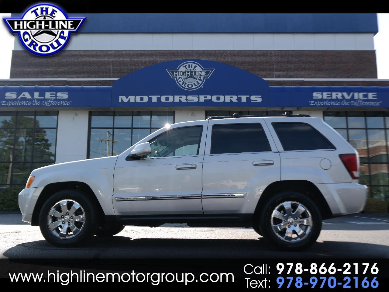 2008 Jeep Grand Cherokee 4WD 4dr Limited