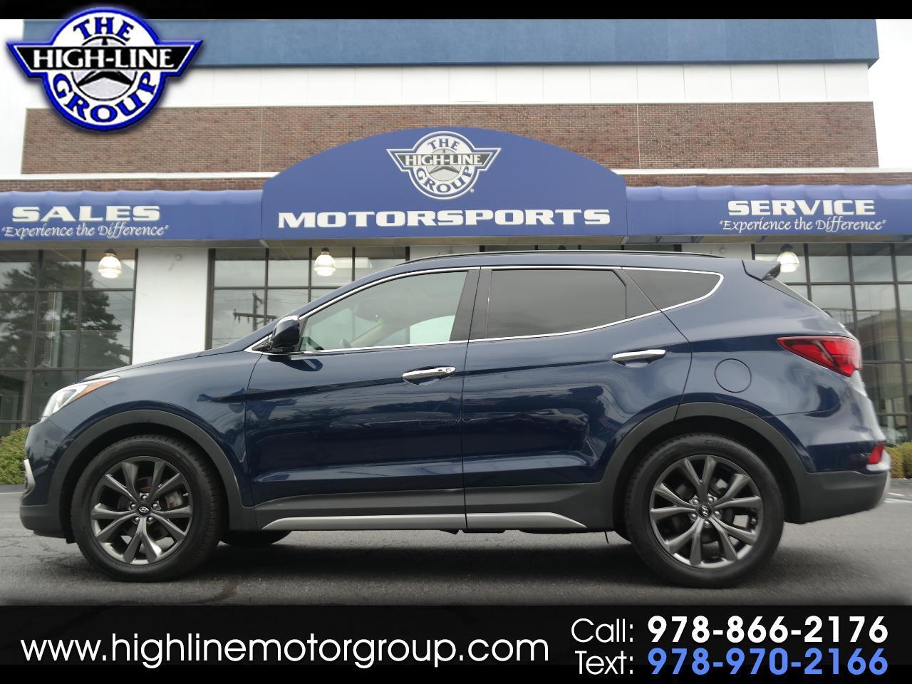 2017 Hyundai Santa Fe Sport 2.0T Ultimate Auto AWD