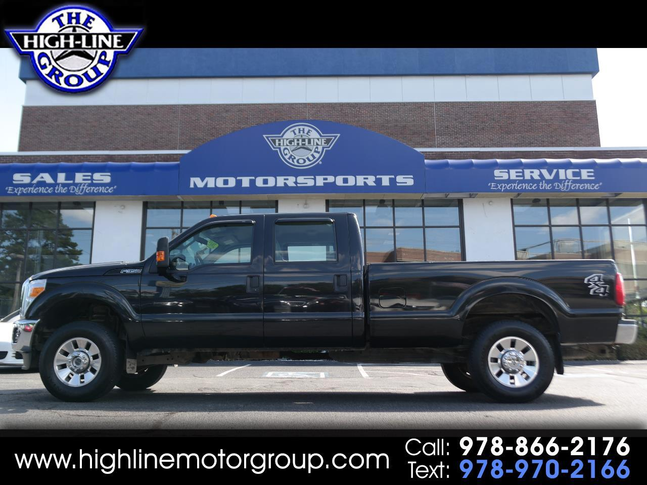 2015 Ford Super Duty F-350 SRW 4WD Crew Cab 172