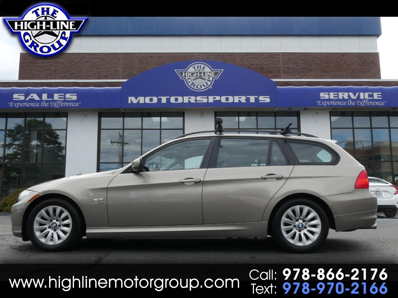 2009 BMW 3 Series 4dr Sports Wgn 328i xDrive AWD