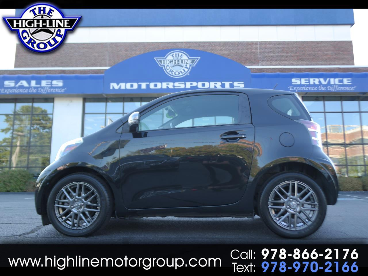 2012 Scion iQ 3dr HB (Natl)