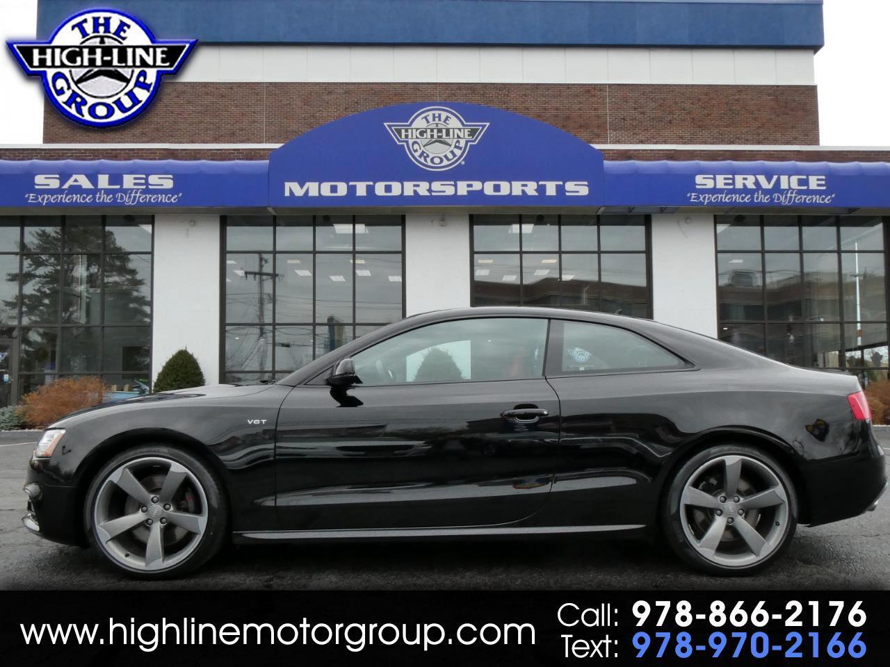 2015 Audi S5 2dr Cpe Man Premium Plus