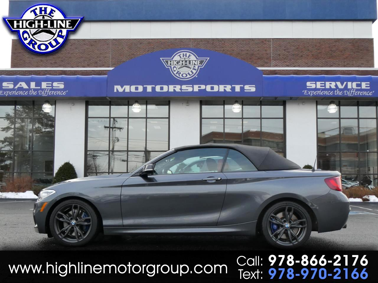 2016 BMW 2 Series 2dr Conv M235i xDrive AWD