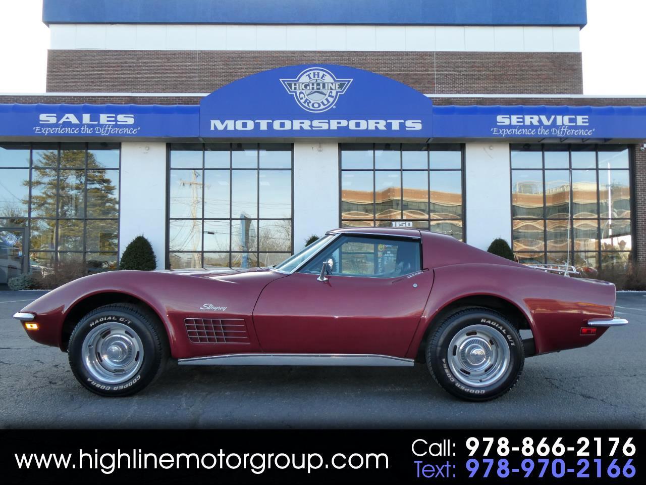 Chevrolet Corvette Sting Ray   1970
