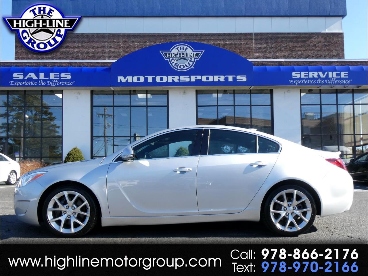 Buick Regal 4dr Sdn GS AWD 2017
