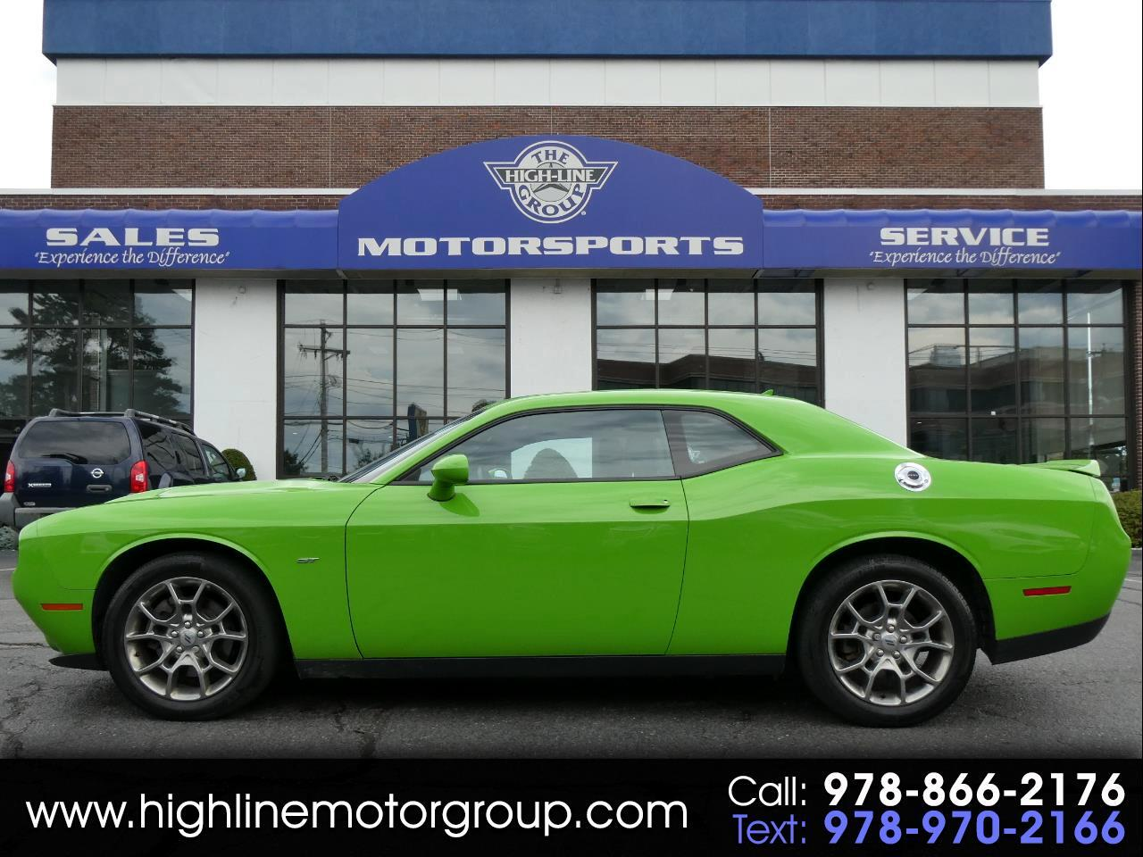 Dodge Challenger GT Coupe 2017