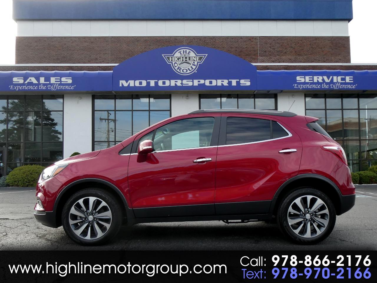 Buick Encore AWD 4dr Essence 2019