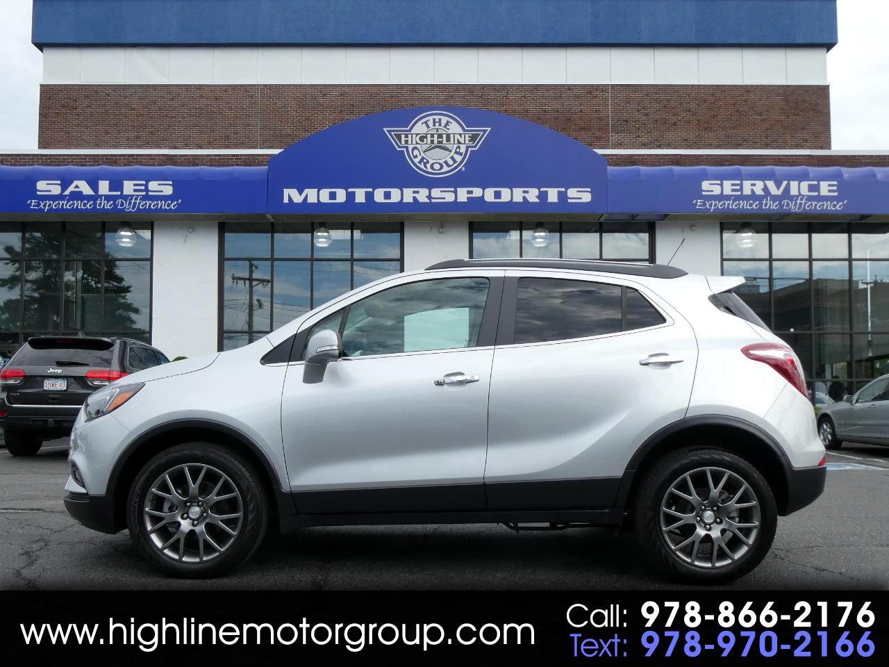 Buick Encore AWD 4dr Sport Touring 2019