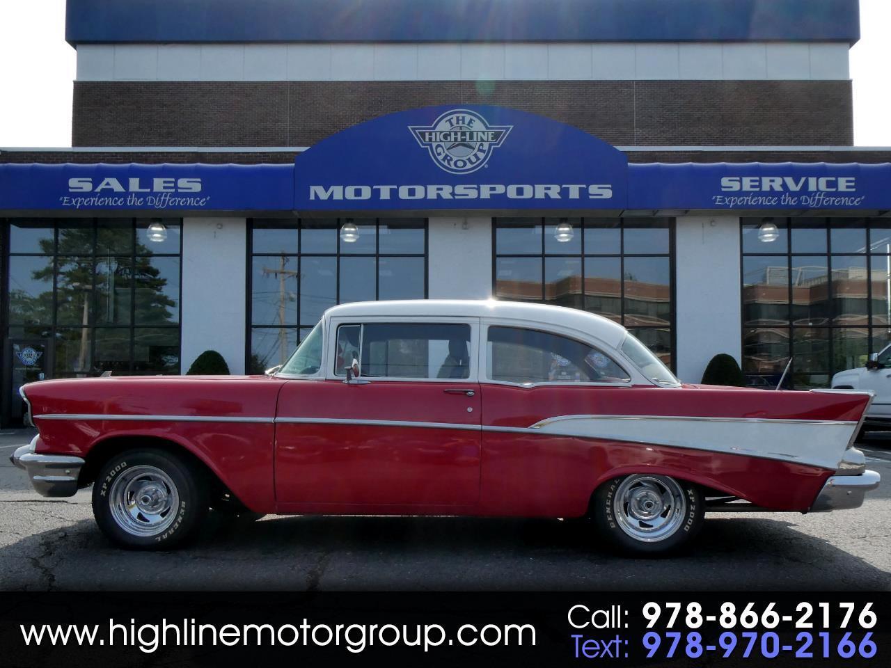 Chevrolet 210 Base 1957