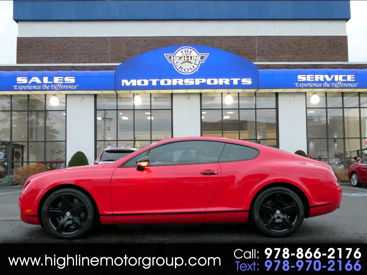 Bentley Continental GT 2dr Cpe 2006