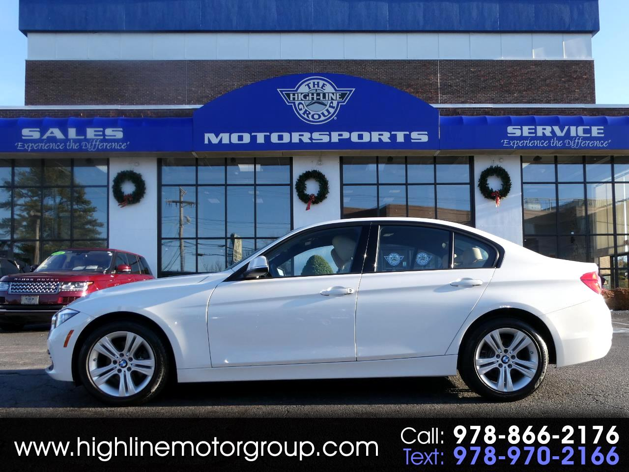BMW 3 Series 4dr Sdn 328i xDrive AWD SULEV South Africa 2016