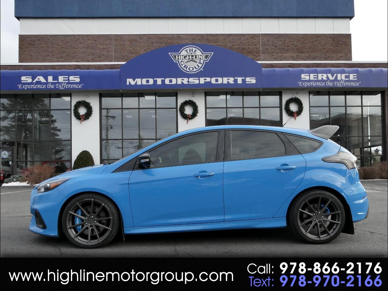 Ford Focus 5dr HB RS 2016