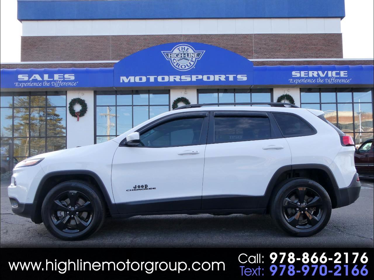 Jeep Cherokee Limited 4x4 2018