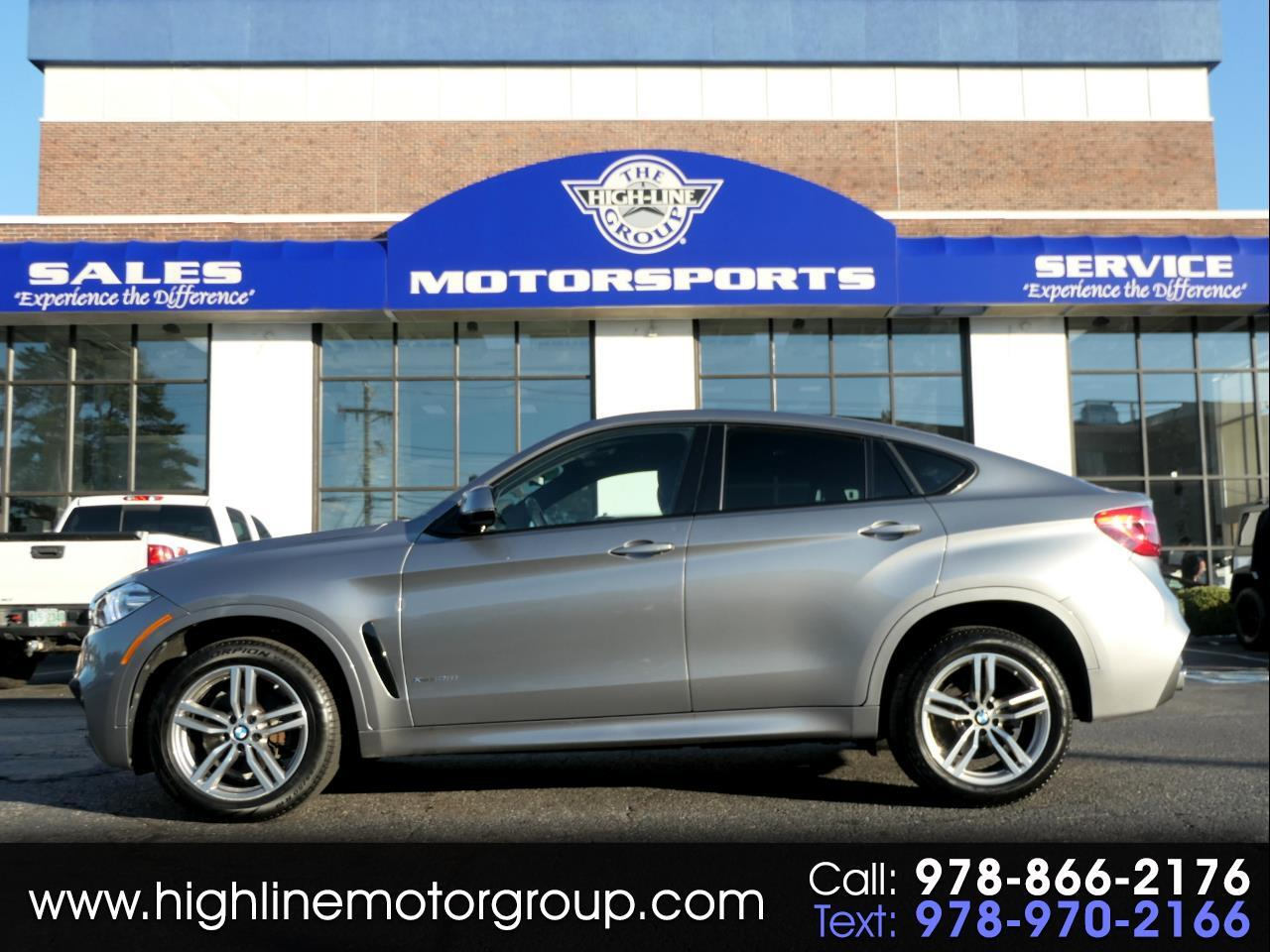 BMW X6 xDrive35i Sports Activity Coupe 2018