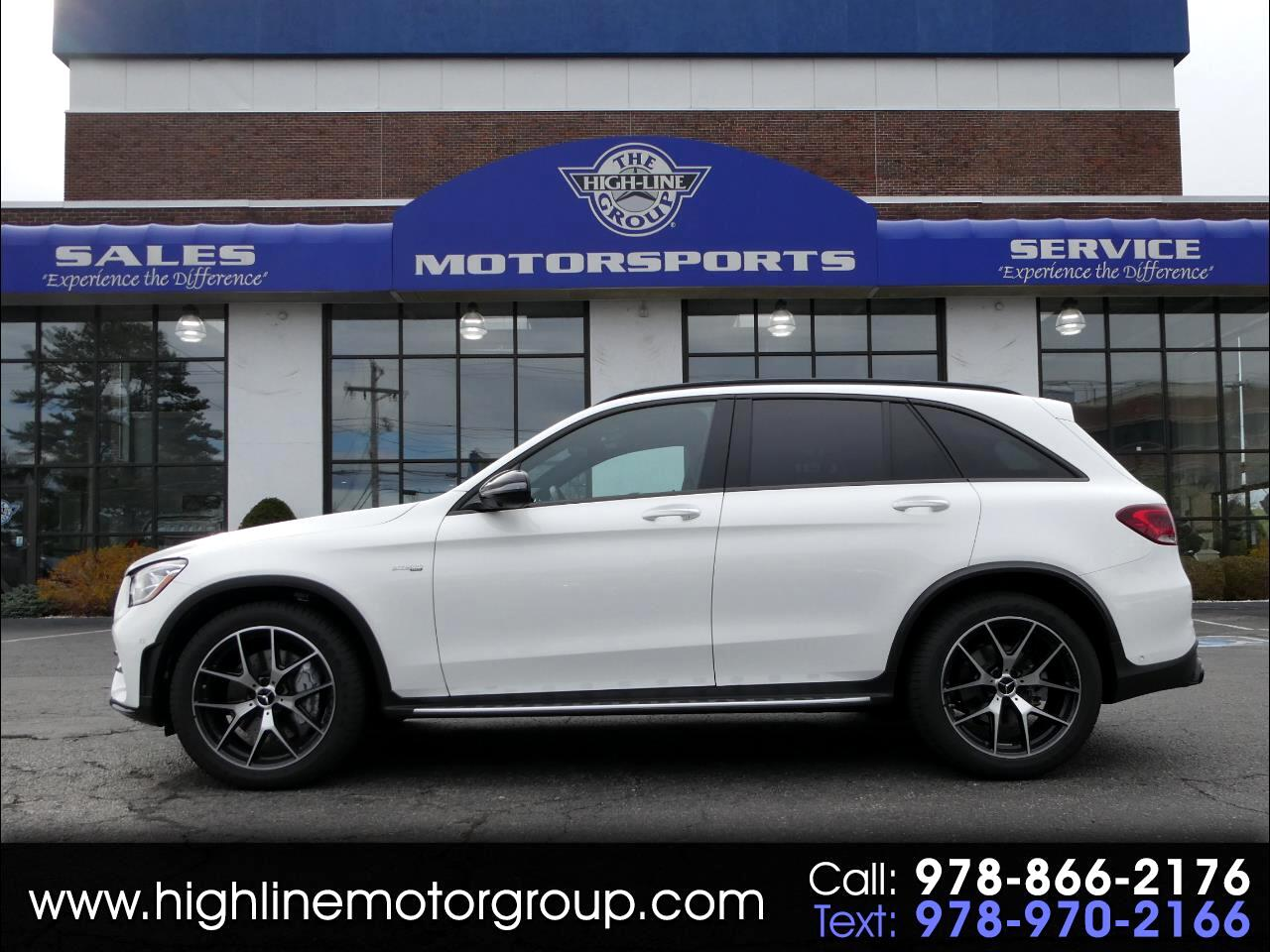 Mercedes-Benz GLC AMG GLC 43 4MATIC SUV 2021