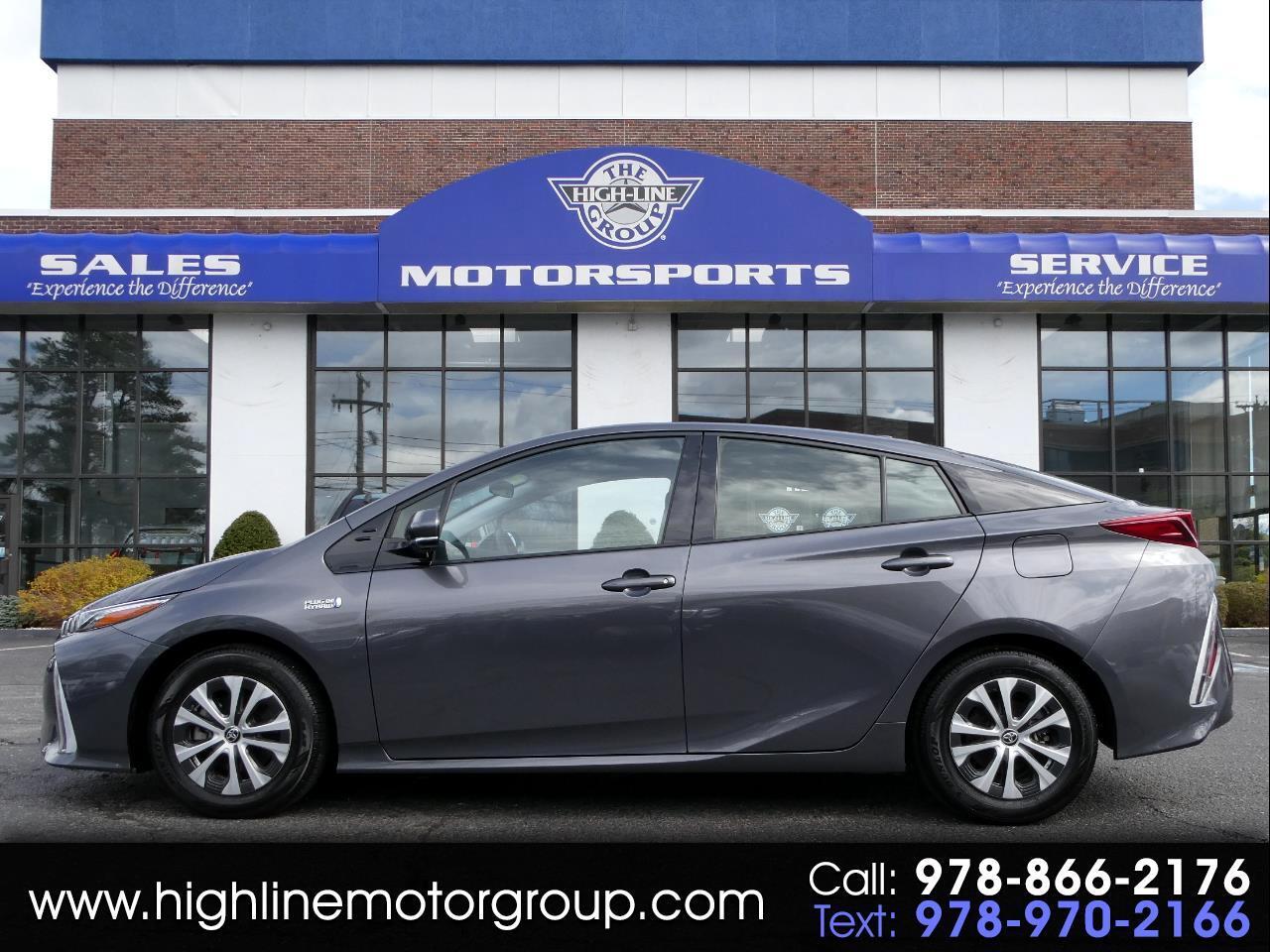 Toyota Prius Prime Limited (Natl) 2020