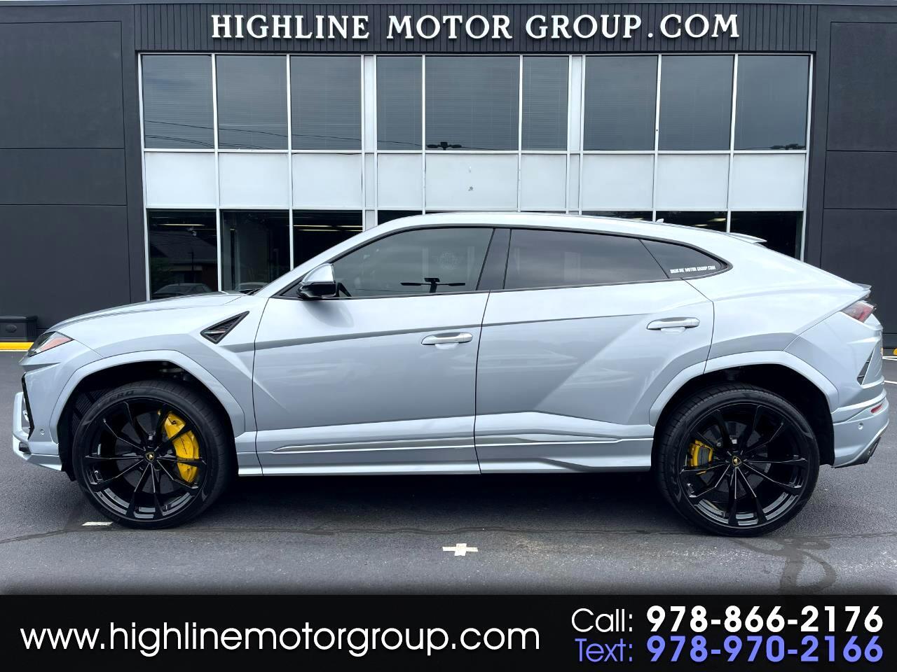 Lamborghini Urus AWD 2020