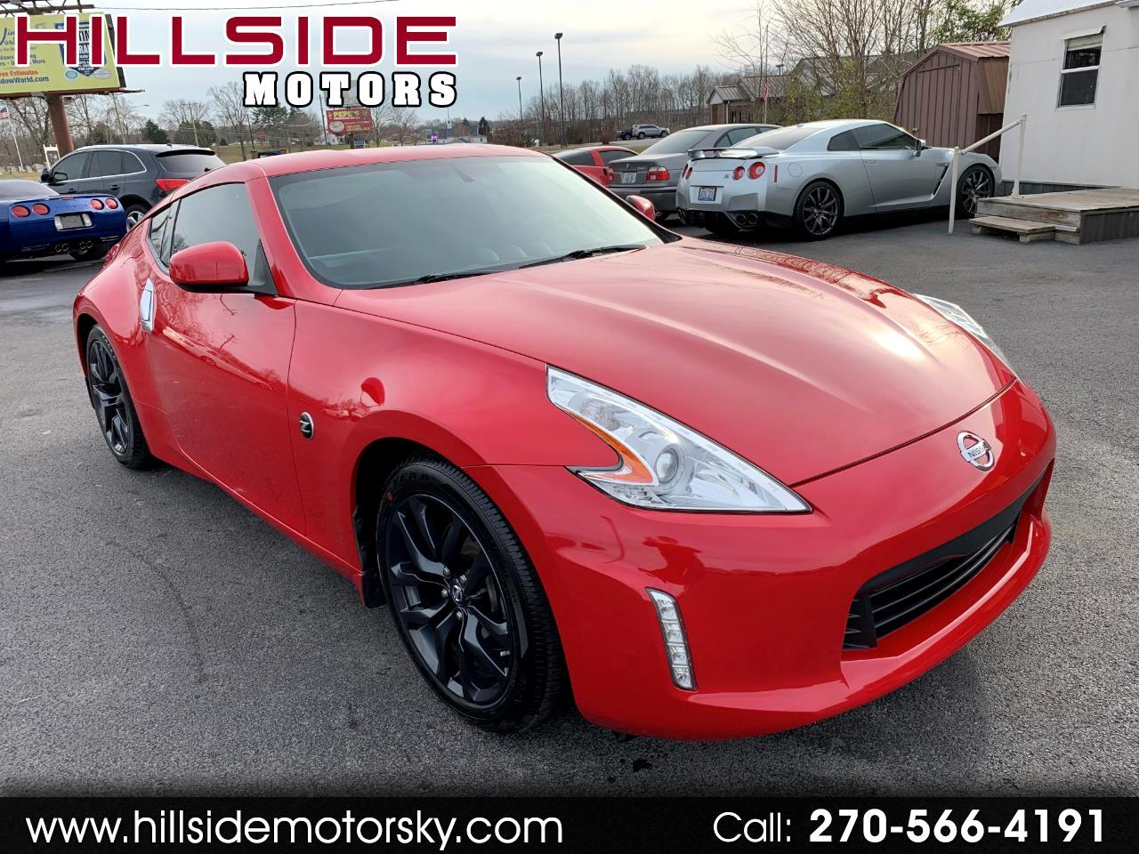 2015 Nissan Z 370Z Coupe 6MT