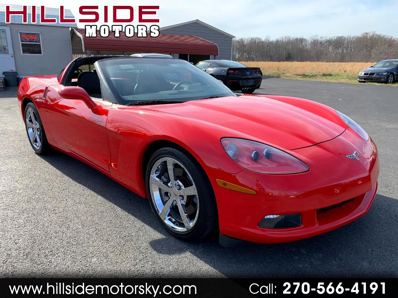 2010 Chevrolet Corvette 1LT