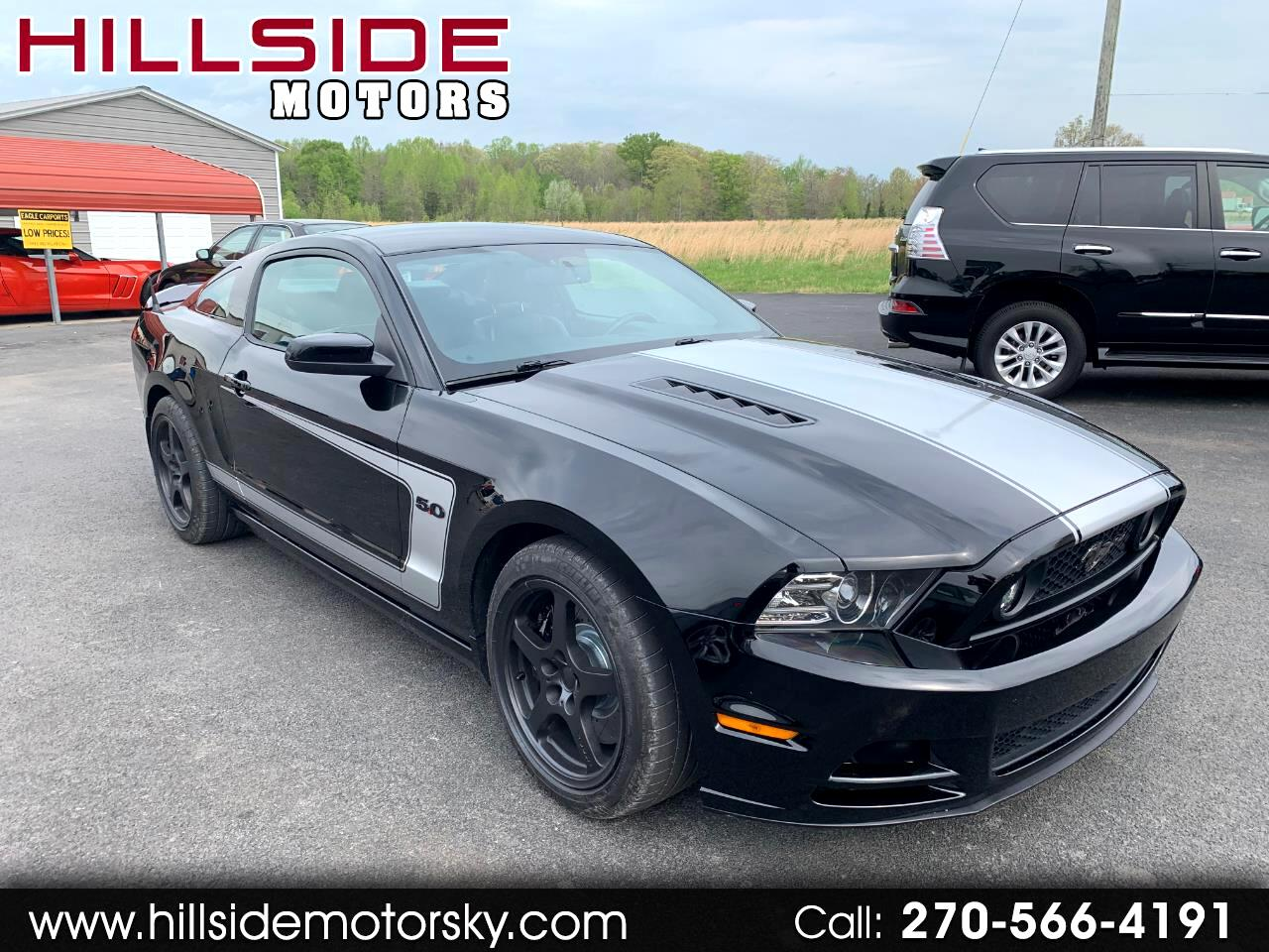 2013 Ford Mustang GT Coupe Premium