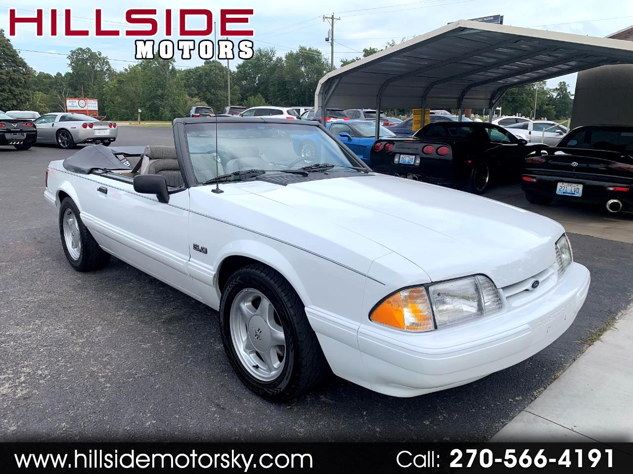 1992 Ford Mustang LX 5.0L convertible
