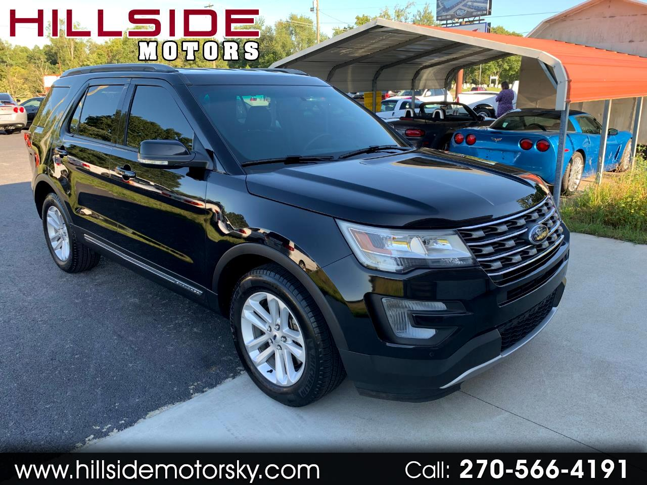 2017 Ford Explorer 4dr Wagon XLT