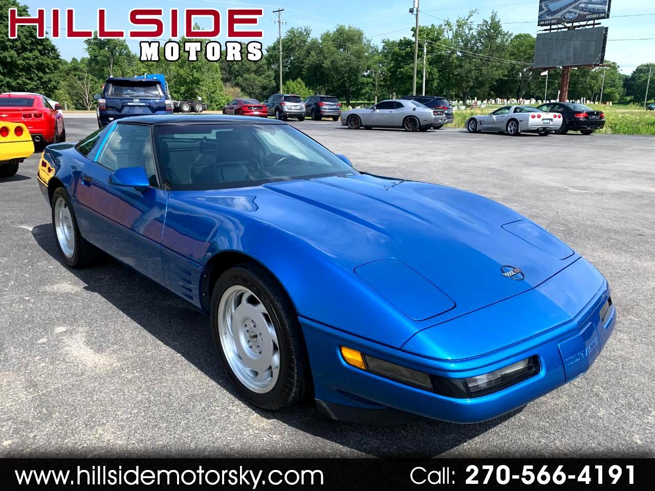 Chevrolet Corvette 2dr Coupe Hatchback 1992