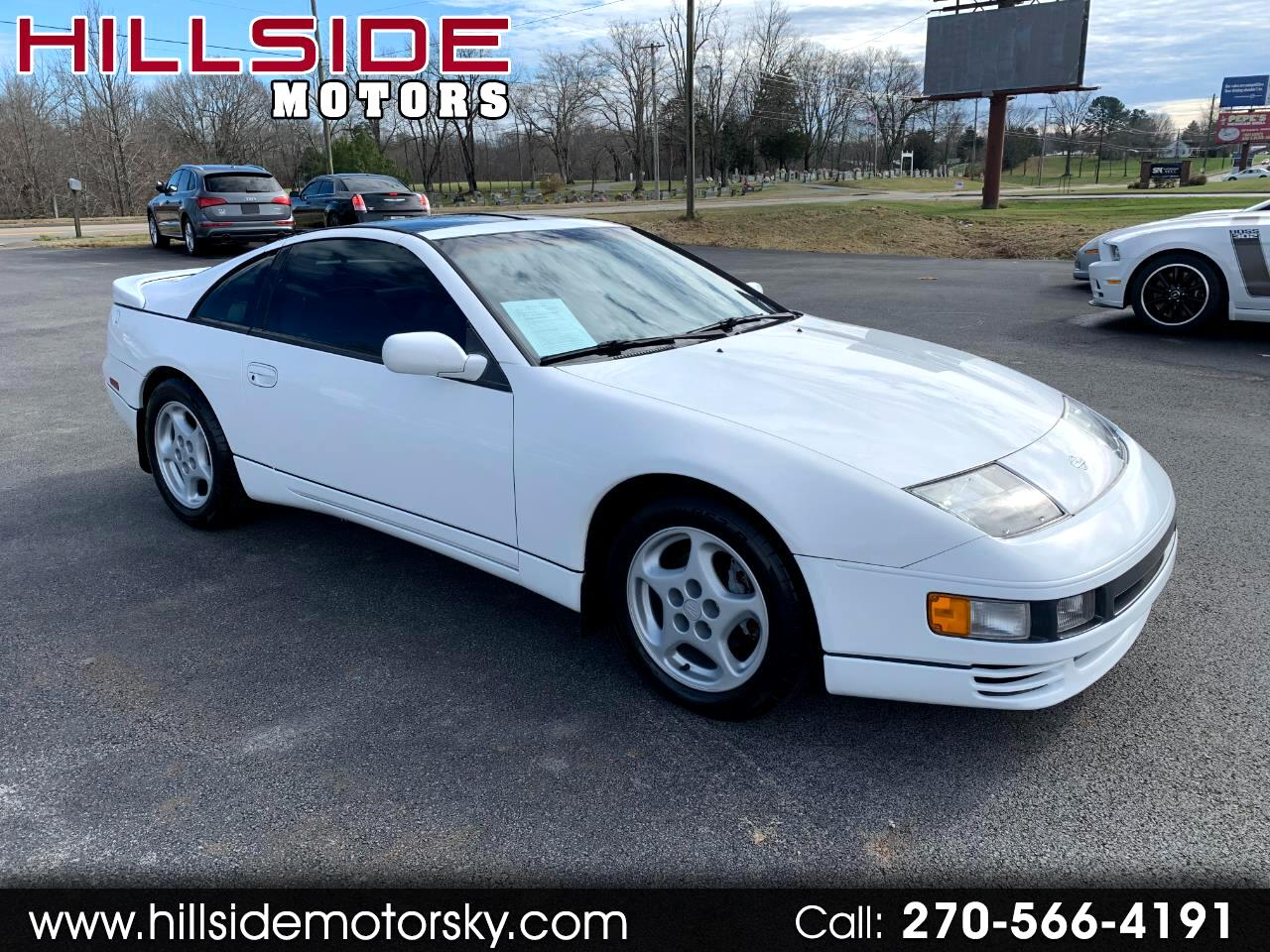 Nissan 300ZX 2dr Hatchback Coupe Turbo 5-Spd w/T-Bar 1993