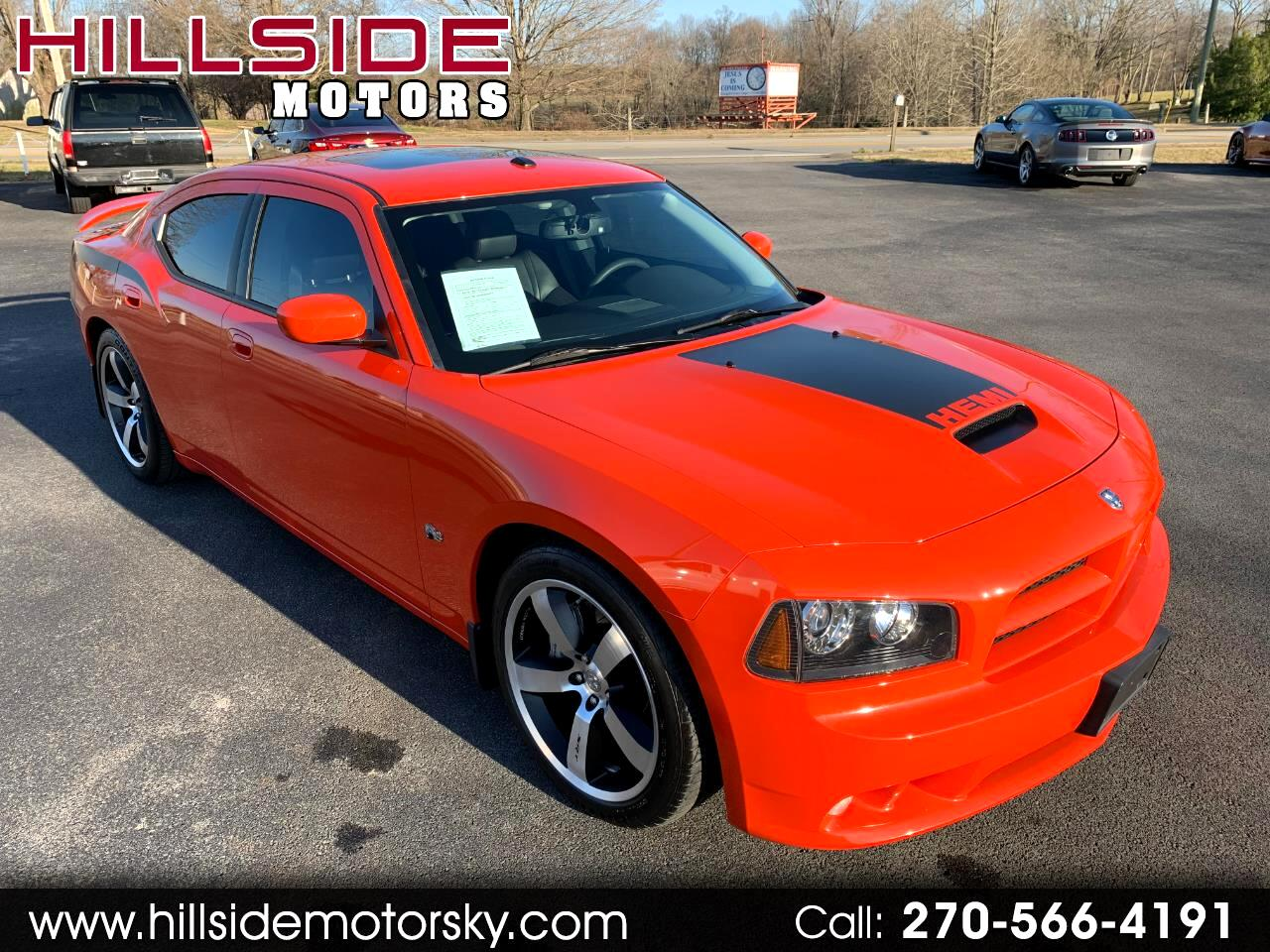 Dodge Charger 4dr Sdn SRT8 RWD 2009
