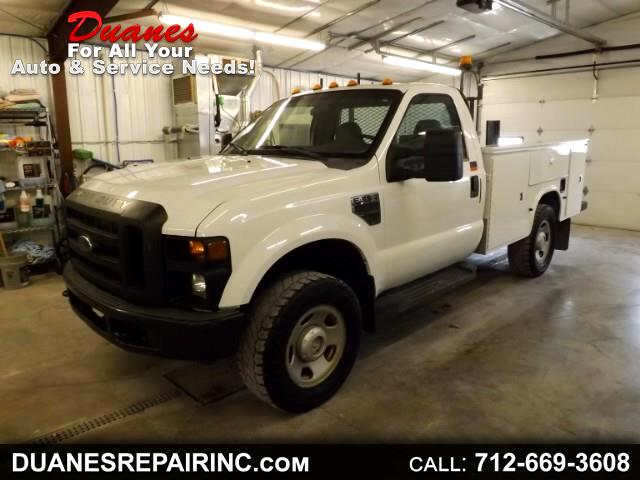2008 Ford F-350 SD XL 4WD
