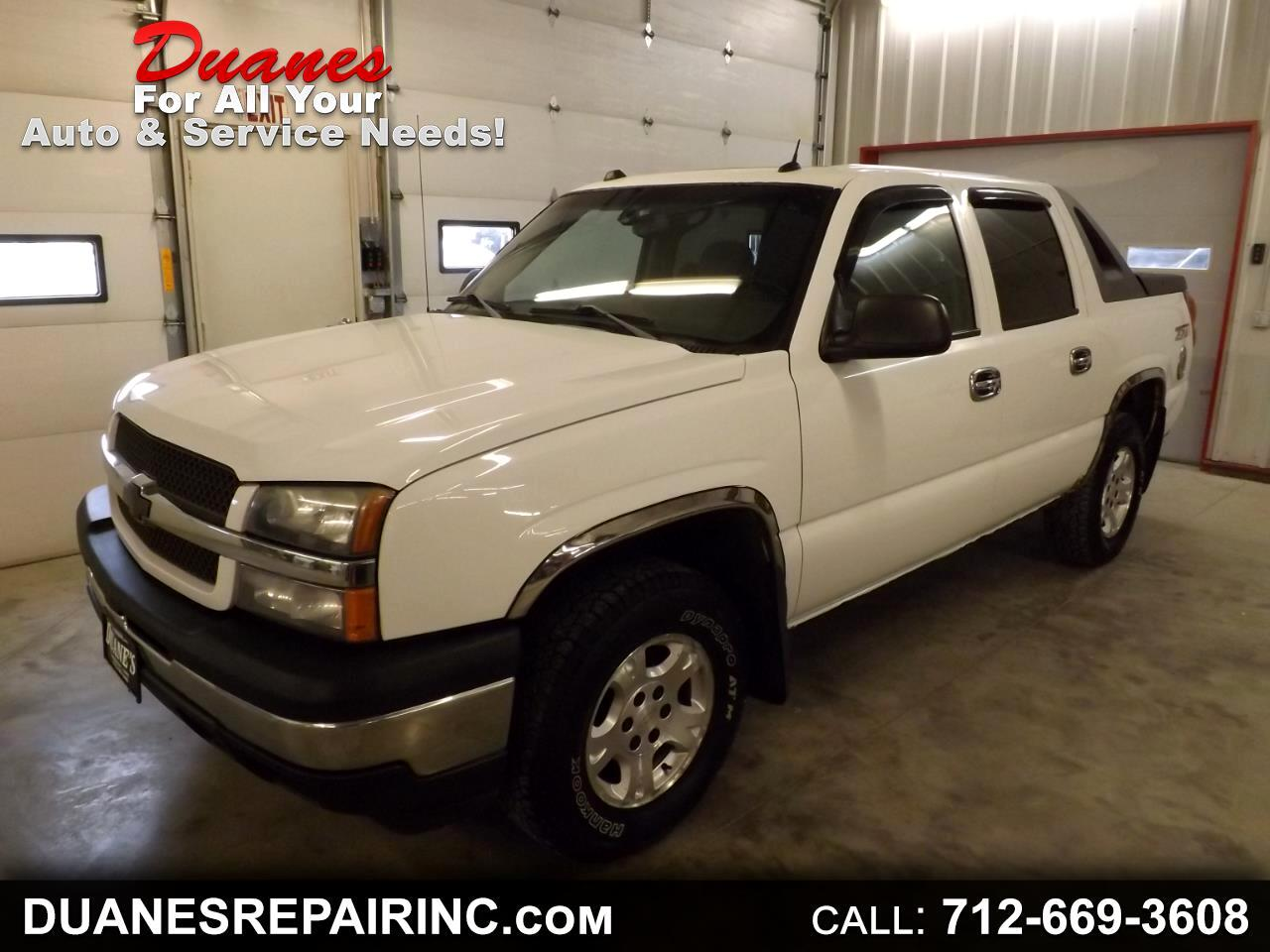 Astounding Used 2005 Chevrolet Avalanche 1500 4Wd For Sale In Templeton Pabps2019 Chair Design Images Pabps2019Com