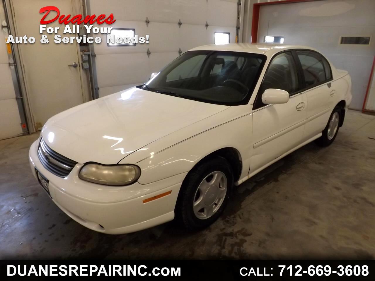 Chevrolet Malibu LS 2000