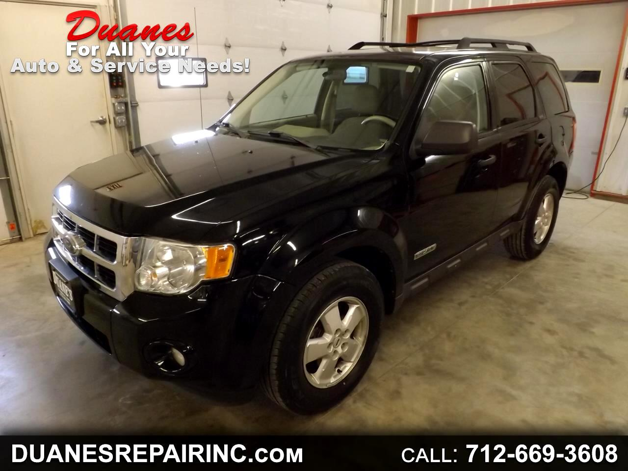 2008 Ford ESCAPE XLT XLT 4X4