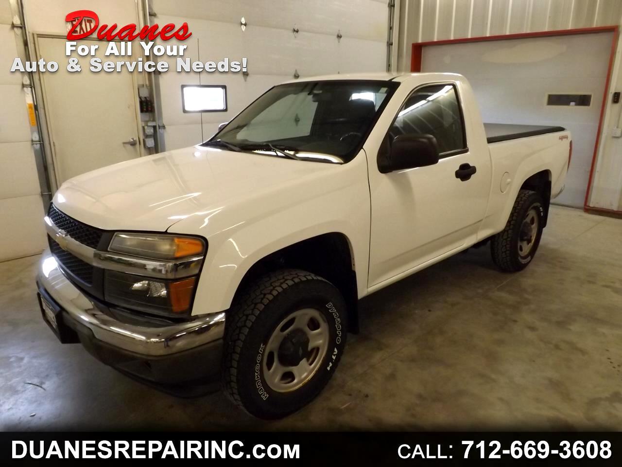 2011 Chevrolet Colorado Work Truck 4WD