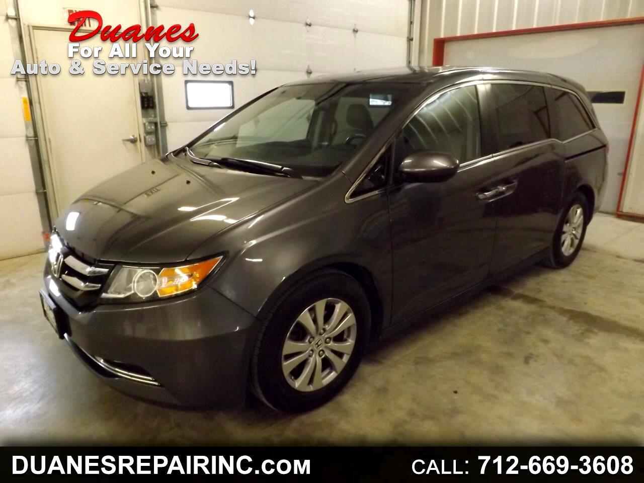 Honda Odyssey EX-L w/Navigation 2017