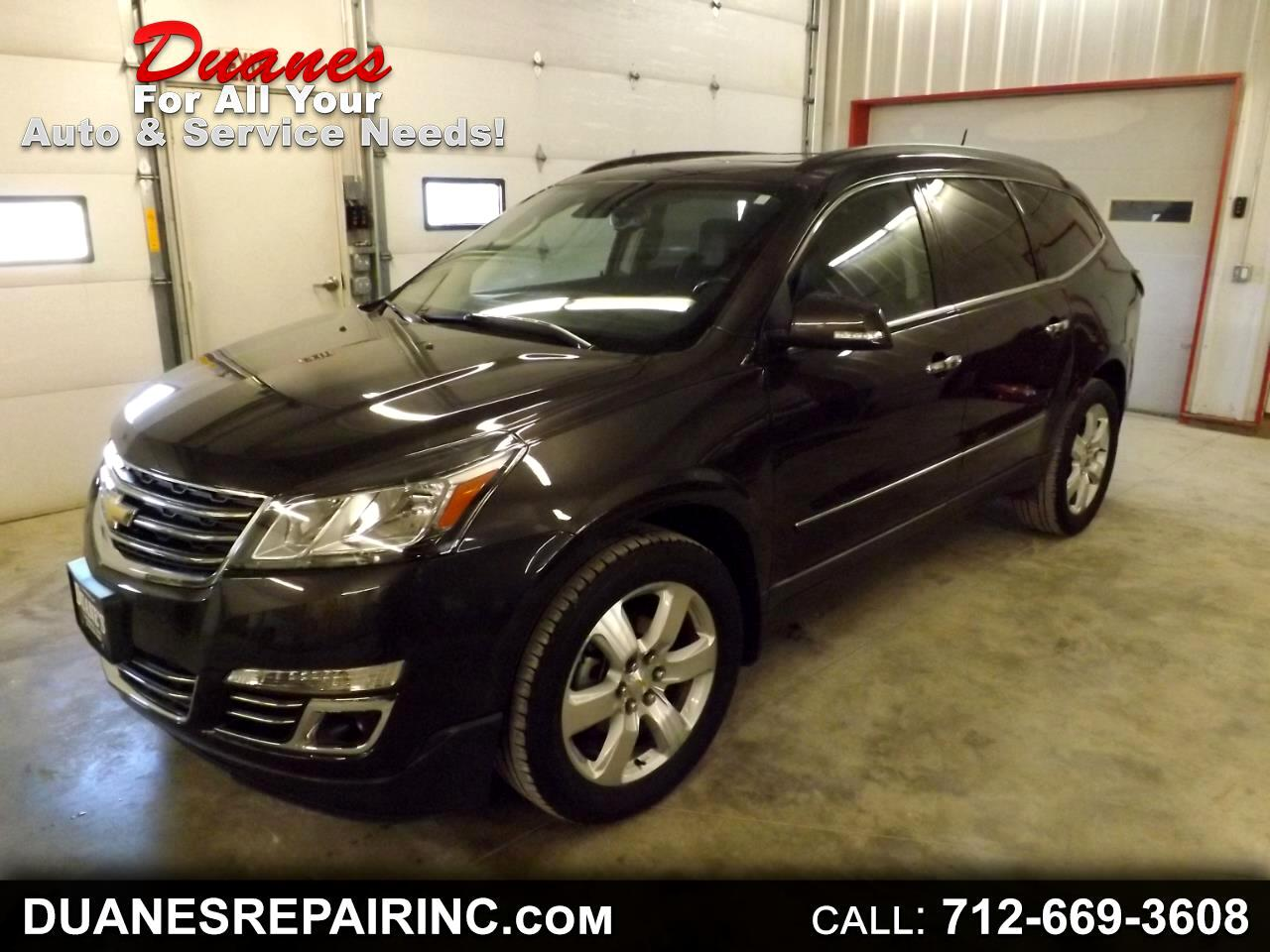 Chevrolet Traverse Premier AWD 2017
