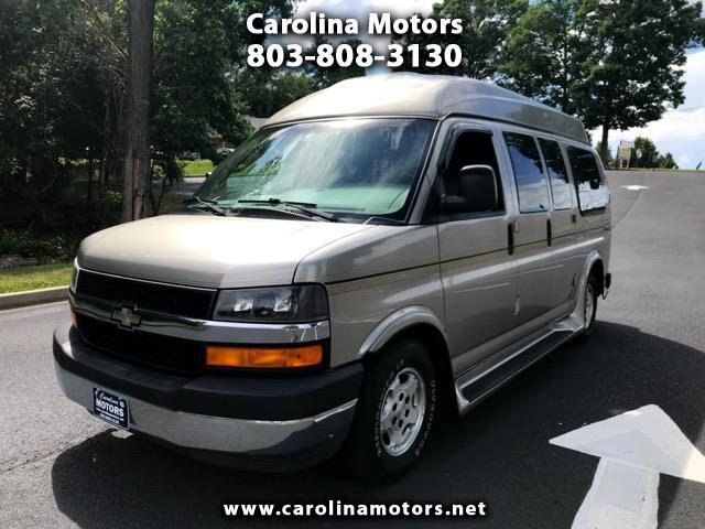 2004 Chevrolet Express Braun Wheelchair Handicap Accessable Van