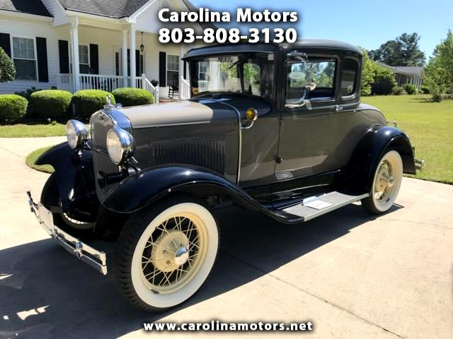 1930 Ford Model A Coupe w/ Rumble Seat