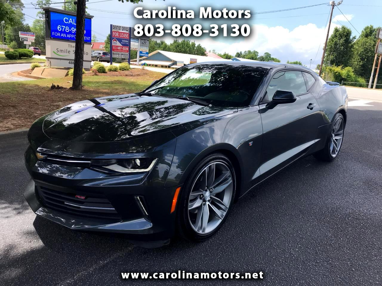 Chevrolet Camaro 1LT Coupe 2018